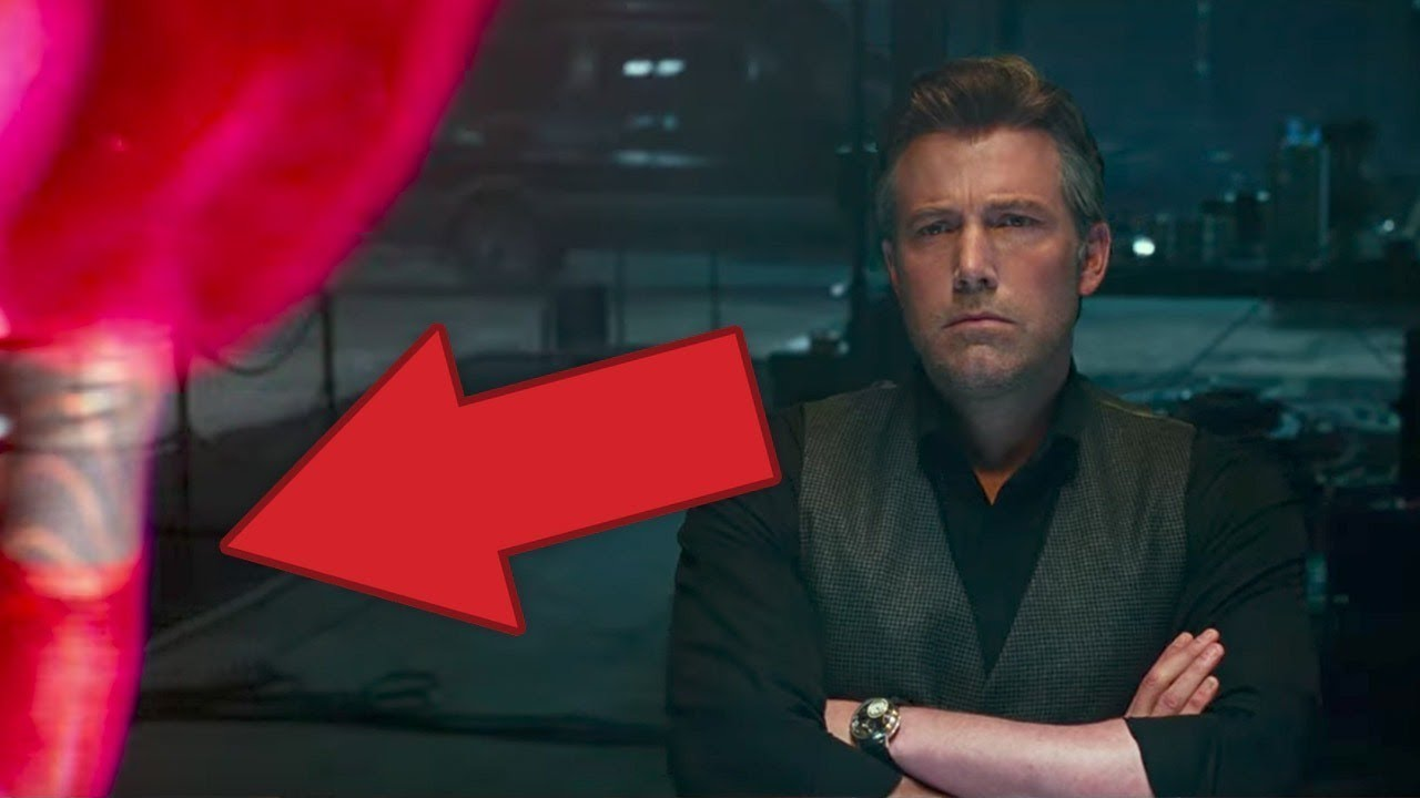 Justice League NYCC Trailer Analysis: DARKSEID and Other Hints and Secrets