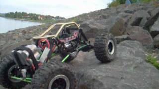 Gambar cover AX10 at Czech rocks