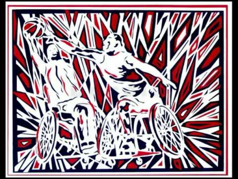 "The ""Olympic Picasso"" Paralympics Art"
