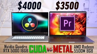 Mac vs PC for Video Editing in 2020? The laptop choice is EASY!