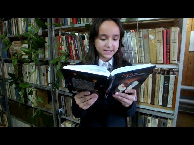 Изображение предпросмотра прочтения – ВикторияНикеева читает произведение «Книги - наши друзья» О.В.Фокиной