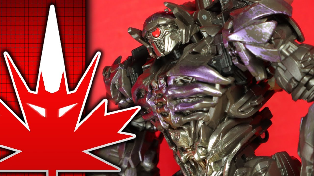 Studio Series SS-56 Shockwave Review by TFanPage101