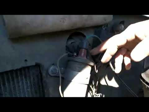 Установка зажигания с контактного на  бесконтактное (электронная)  ГАЗ-53,ГАЗ-3307,ГАЗ-66, ЗИЛ-130