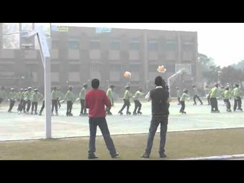 Sports Day Air Force Bal Bharti School, Lodhi Road New Delhi