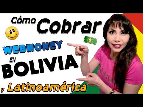 💲Cómo RETIRAR Dinero De WEBMONEY A TARJETA BANCARIA | Alternativa A PAYPAL En BOLIVIA