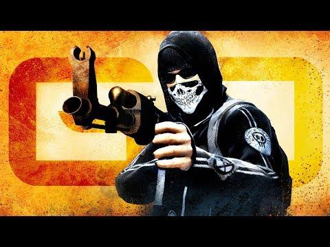 Counter Strike: GO   Против читаков, это как Solo vs squad...