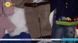 Çacuk Pantolon Şiş Örgü - Nesli Evcil Sergisi Antalya 4K UHD