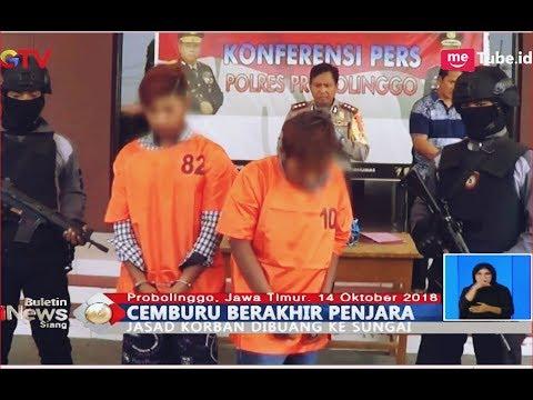 Cemburu! Pria di Probolinggo Bunuh Sahabat yang Mesra dengan Kekasihnya - BIS 15/10