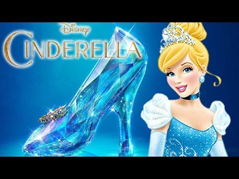 Disney Princess Cinderella & Prince Charming Until the Stroke of Midnight Dress Up Compilation