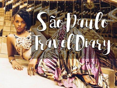 São Paulo Travel Diary