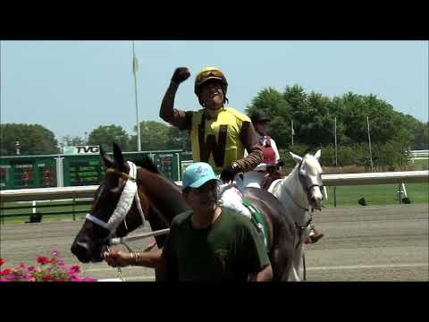 video thumbnail for MONMOUTH PARK 7-20-19 RACE 1