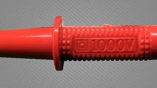 как сделать щуп для мультиметра своими руками How to probe for a multimeter with their hands