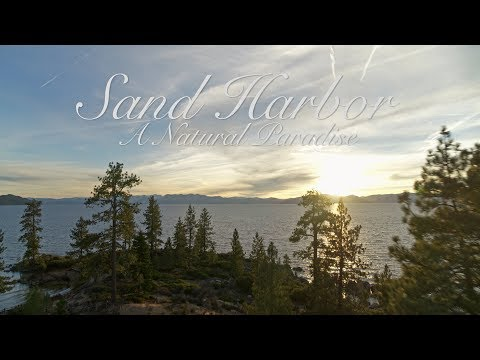 Sand Harbor A Natural Paradise