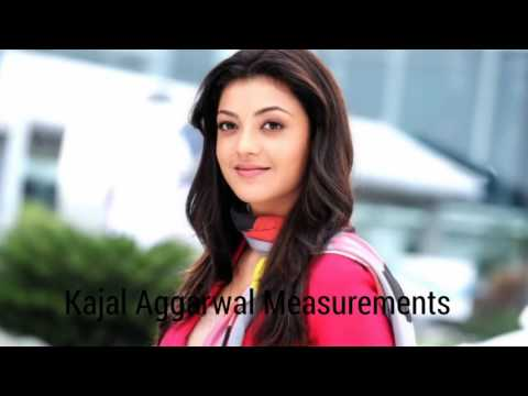 Kajal Aggarwal Measurements Height Weight Bra Size