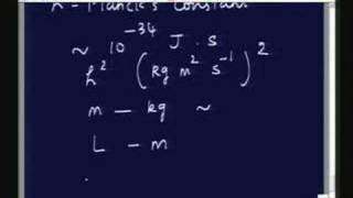 Lecture - 2 Particle in a box (one and two dimensions)