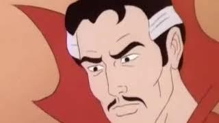蜘蛛俠與他的驚奇朋友-奇異博士精華