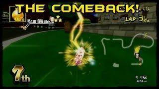 The Comebacks! [Mario Kart Wii]