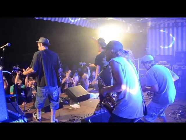 Tchik it up au festival le chant de leucalyptus