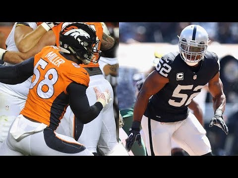 Denver Broncos vs. Oakland Raiders keys to the game preview
