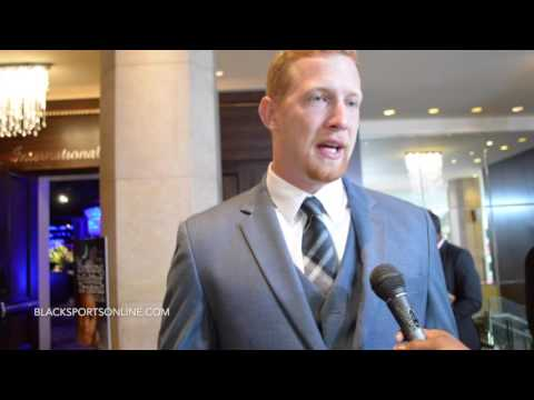 Rams Johnny Hekker on Move to LA & Jared Goff Progress