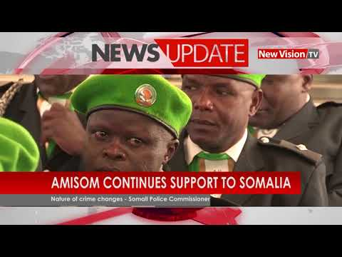 AMISOM continues to support Somalia