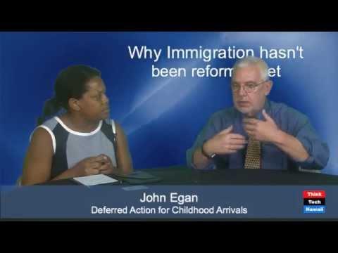Modern Immigration Challenges - John Egan
