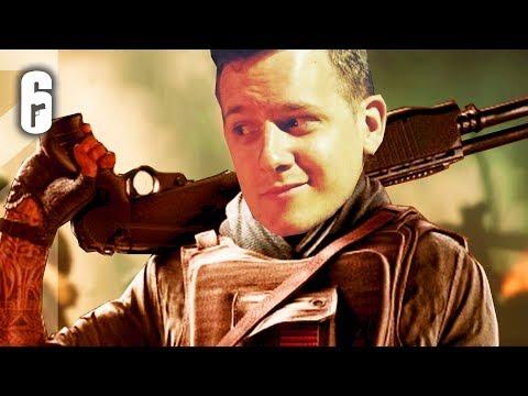 RAINBOW SIX SIEGE - Wir gegen Team Jabba | Twitch Rivals #2