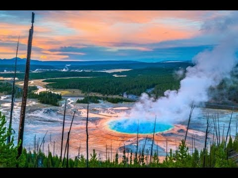 Yellowstone Volcano Events! 17 Earthquakes Strike in ONE DAY, 81 Tremors Total!