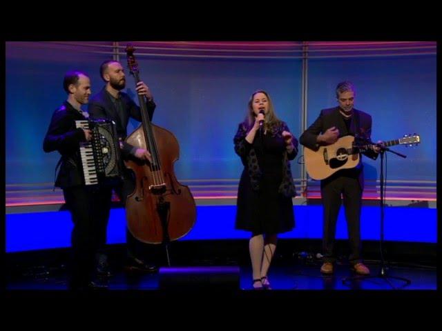 Natalie Merchant - Where I Go (Live on The Andrew Marr Show)