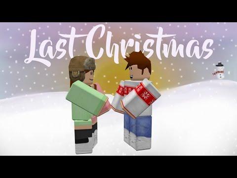 Last Christmas | Roblox Christmas Movie