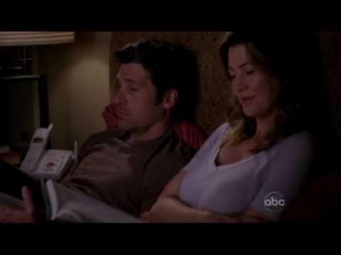 Derek Meredith Scene - Season 6 Episode 5 : Greys Anatomy