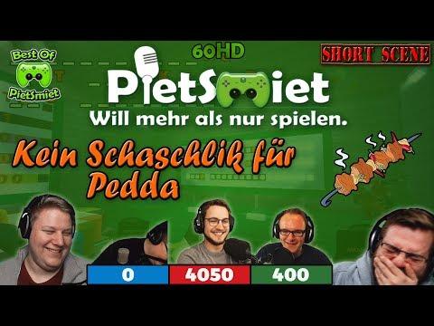 Best Of PietSmiet 🎮 Kein Schaschlik für Pedda