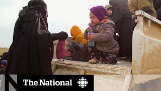 Captured foreign members of ISIS in Syria face uncertain future