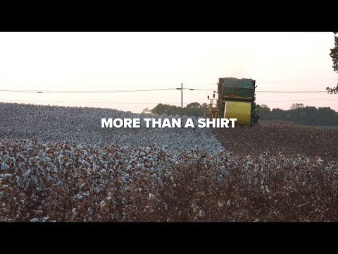 More Than Just Another T-Shirt: Organic Cotton, American-Made