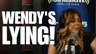 Wendy's LYING! Call In 323-488-3149