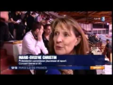 Meeting Fémina du Val d'Oise 2012 - France 3 Ile de France