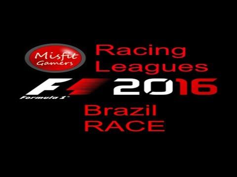 Misfit Gamers Fun Racing League   Season 1 Race 20   Brazil Race
