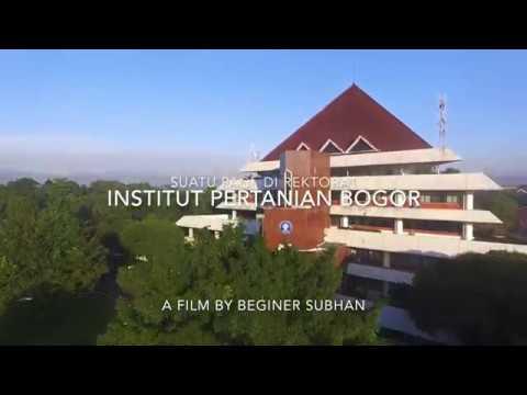 Institut Pertanian Bogor (aerial)