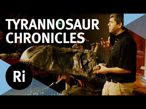 How the Tyrannosaurs Ruled the World – with David Hone