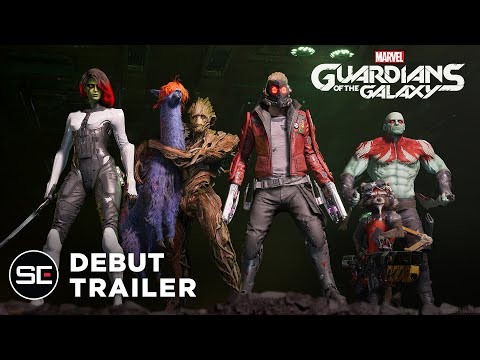Marvel's Guardians of the Galaxy   Official Reveal Trailer