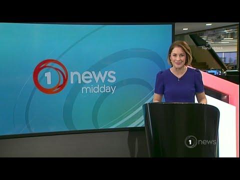 TVNZ: 1 News Midday - New Set