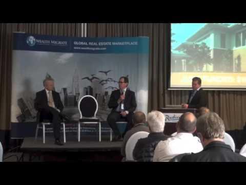 Hennie Bezuidenhoudt | Why medical & why offshore? | Wealth Migrate | Rode 2015