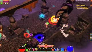 Torchlight 2 - Outlander farming Grand Regent