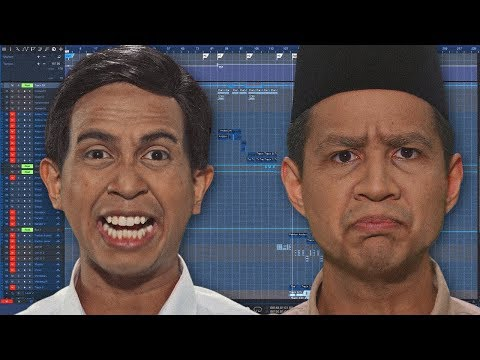 Prabowo VS Jokowi - Epic Rap Battles Of Presidency (Music Tutorial) thumbnail
