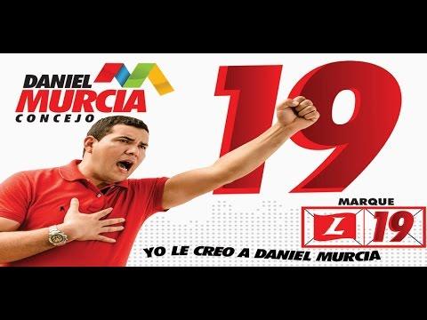 Daniel Murcia Candidato al Concejo de villavicencio