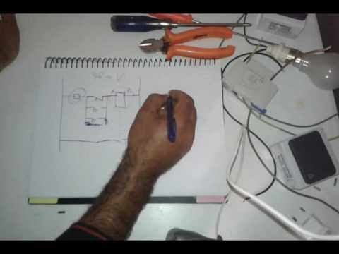 cours d'èlèctricitè de batiment  minuterie part 1