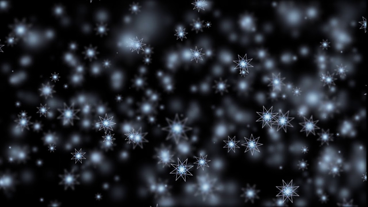 New Style Blurry Stars Motion Background - YouTube
