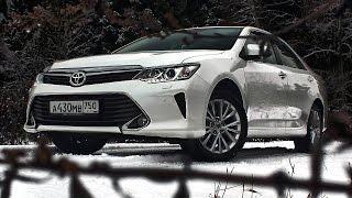 Прежде чем покупать... Первое впечатление от Тойота Камри 2015. Тест драйв Toyota Camry (ч.1)