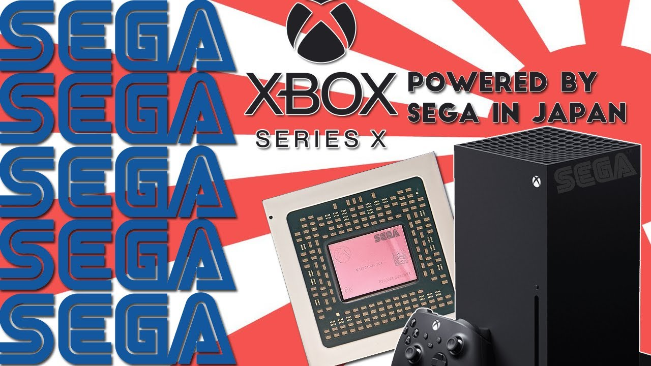Rumor Xbox Powered By Sega In Japan Possible Announcement Forthcoming From Famitsu Youtube