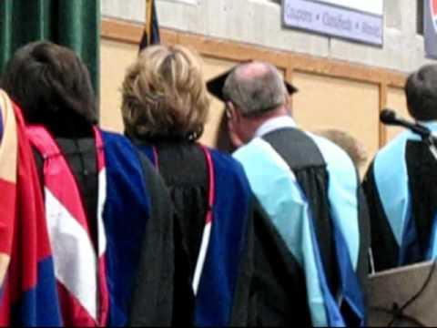 Mary McAllister Master's Degree Graduation UVU Orem Utah